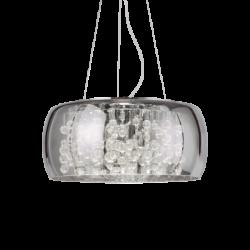 Tavolo allungabile bianco frassinato 120x80 cm